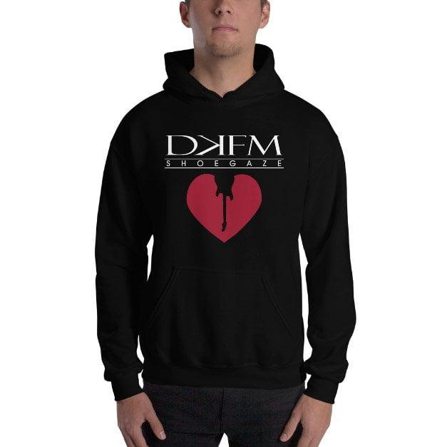 DKFM Shoegaze Pullover Hoodie