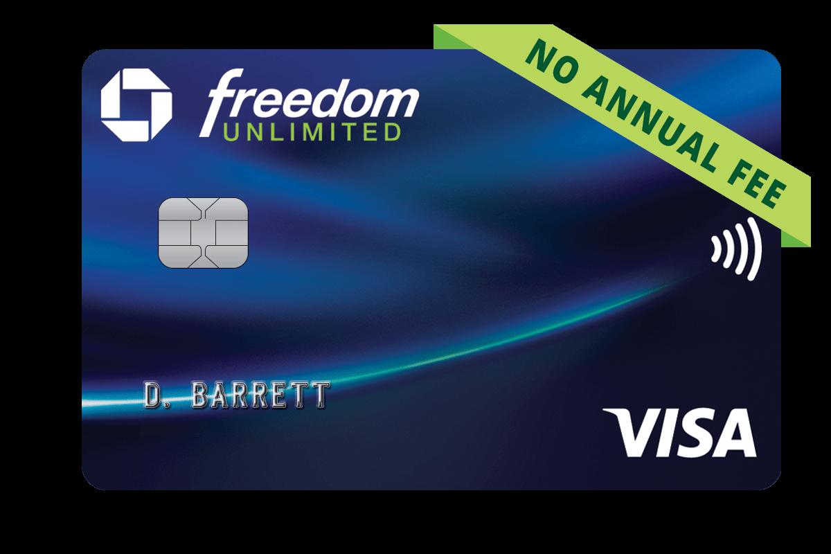 Chase Freedom: $200 Cash Back!